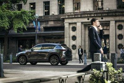 Mazda CX-5 2021 nâng cao chất lượng trải nghiệm.