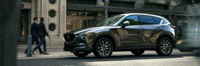 Mazda CX-5 2021 bổ sung công nghệ, tiện tay tăng giá.
