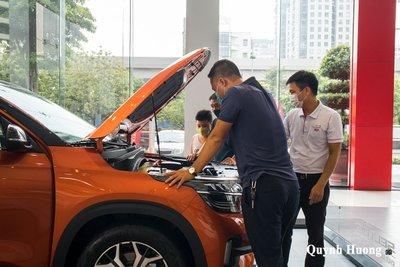 Kia Seltos Premium 2020 về đại lý, khách nôn nóng muốn nhận xe, chấp nhận mua