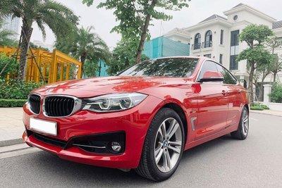 BMW 320i GT 2017 rao bán 1,43 tỷ đồng 1