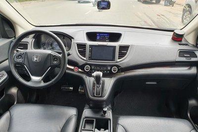 Khoang cabin xe Honda CR-V 2016 1
