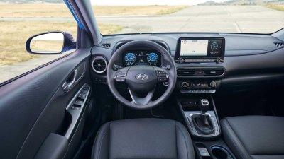 Hyundai Kona 2021 hứa hẹn 1 trải nghiệm lái tuyệt đỉnh.