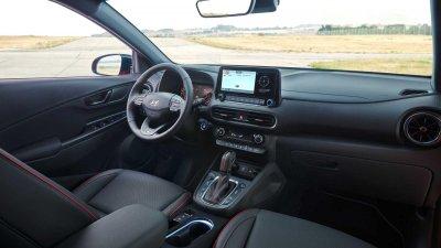 Hyundai Kona 2021 tích hợp loạt công nghệ tối tân của hãng.