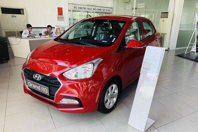 Hyundai Grand i10 là mẫu xe đô thị hạng A được ưa chuộng tại Việt Nam 1