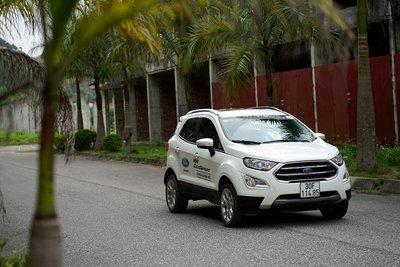 Ford Ecosport hiện hành tại Việt Nam 1
