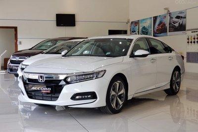 Honda Accord 2020 đang bán tại Việt Nam 1