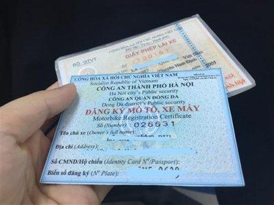 Sinh viên ngoại tỉnh không được đăng ký xe biển Hà Nội, TP HCM.