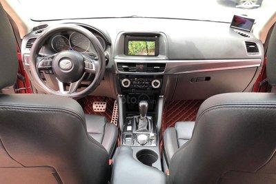 Không gian khoang cabin xe Mazda CX-5 2017 1