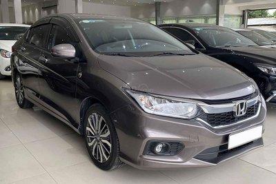 Honda City TOP 2018 rao bán 520 triệu đồng 1