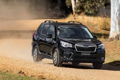 Subaru For.ester 2021