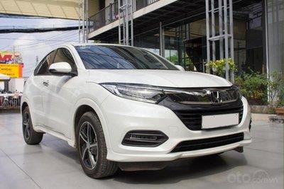 Honda HR-V 2019 rao bán 790 triệu đồng 1