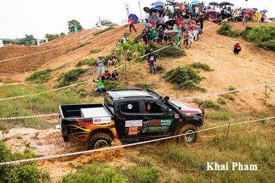 Khai mạc giải đua ô tô địa hình PVOIL VOC 2020, nơi thỏa sức đam mê off-road a19