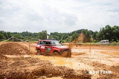 Khai mạc giải đua ô tô địa hình PVOIL VOC 2020, nơi thỏa sức đam mê off-road a6