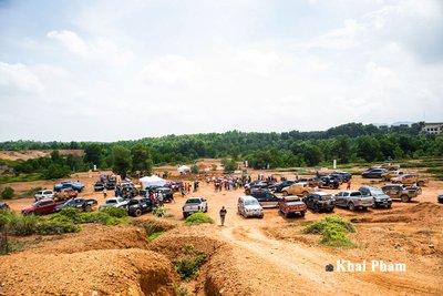 Khai mạc giải đua ô tô địa hình PVOIL VOC 2020, nơi thỏa sức đam mê off-road a18