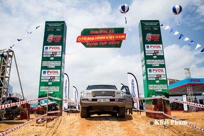 Khai mạc giải đua ô tô địa hình PVOIL VOC 2020, nơi thỏa sức đam mê off-road a1