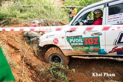 Khai mạc giải đua ô tô địa hình PVOIL VOC 2020, nơi thỏa sức đam mê off-road a11