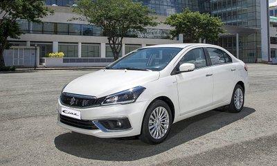 Giá lăn bánh Suzuki Ciaz 2020 mới ra mắt cao hơn hầu hết các đối thủ.