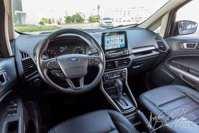Lãi suất vay mua xe Ford EcoSport trả góp 2020 2