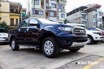 Ford Ranger Limited tại Việt Nam có