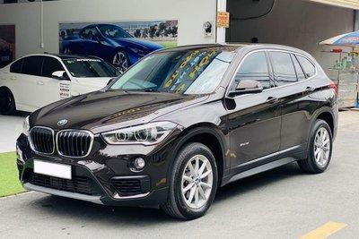 BMW X1 2017 đang rao bán 1,050 tỷ đồng 1