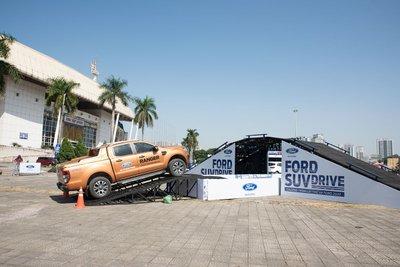 Ford SUV Drive 2020 chính thức khởi động.