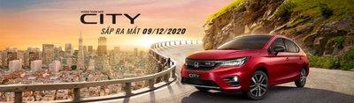 Honda City 2020 chốt lịch ra mắt chính thức tại Việt Nam 1