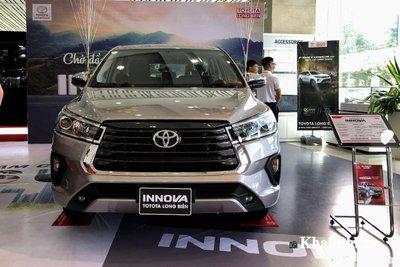 Toyota Innova đang bán tại Việt Nam 1