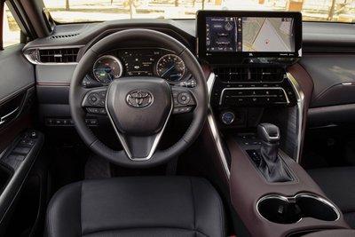 Hình ảnh thực tế Toyota Venza 2021, đại lý tư nhân Việt chào bán với giá xe sang  a7