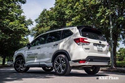 chương trình này mang đến giá bán hấp dẫn và cạnh tranh cho mẫu SUV củaSubaru 1