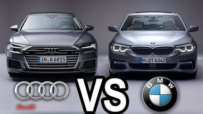 Audi A6 2021 tút tát tăng sức cạnh tranh với BMW 5-Series.