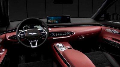 Genesis GV70 2022 hứa hẹn là mẫu xe trọng điểm của hãng xe sang gốc Hàn.