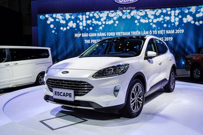 Ford Escape tại VMS 2019 1