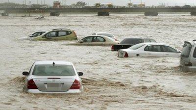 Ô tô bị ngập nước do bão lũ có được bảo hiểm bồi thường? 1