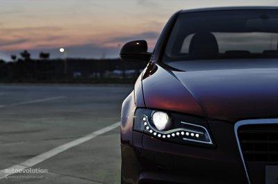 Đèn LED Ô tô.