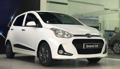 Hyundai Grand i10.
