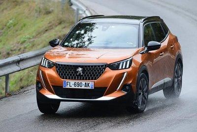 Peugeot 2008 2021 bất ngờ chạy thử tại Việt Nam, chờ ngày ra mắt đấu Kia Sltos, Hyundai Kona a2