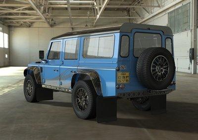 Dự án xe mới của Bowler Motors ẩn chứa nhiều điều thú vị.