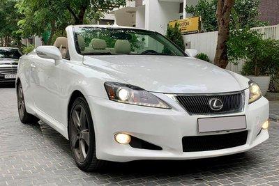 Lexus IS250C rao bán 1,35 tỷ đồng sau gần 10 năm sử dụng 1