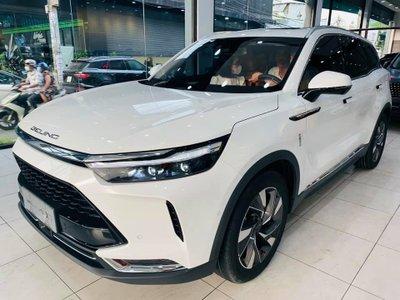Beijing X7 xuất hiện tại Việt Nam.