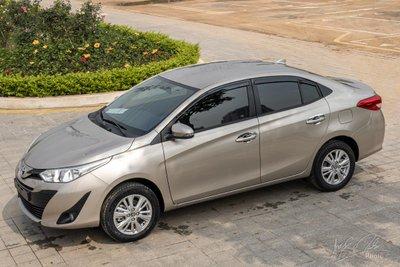 Tháng 10: Toyota lập kỷ lục doanh số năm 2020 nhờ công Vios.