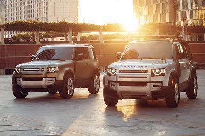Land Rover Defender 2021 động cơ diesel chào hàng 2,65 tỷ đồng.