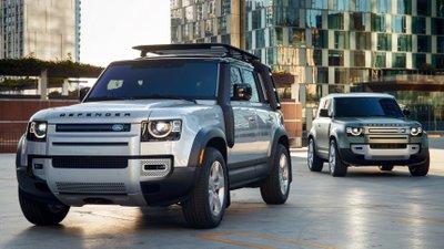 Land Rover Defender 2021 động cơ diesel có giá thân thiện túi tiền hơn nữa.