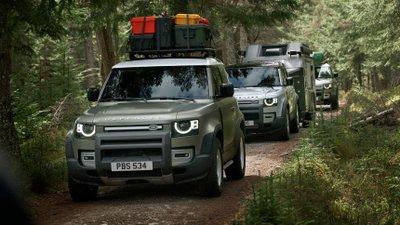 Land Rover Defender 2021 động cơ diesel là 1 lựa chọn đáng cân nhắc.
