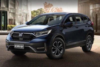 Honda CR-V 2021 Special Edition chào giá từ 918 triệu đồng.
