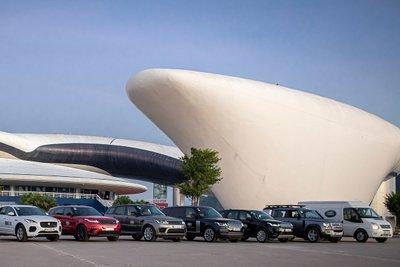 sự kiện trải nghiệm và dịch vụ lưu động của Jaguar Land Rover 2.