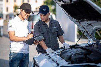 sự kiện trải nghiệm và dịch vụ lưu động của Jaguar Land Rover 3.