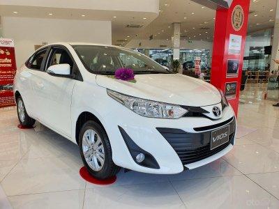 Toyota Vios là mẫu xe bán chạy nhất tháng 10/2020.