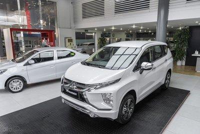Mitsubishi Xpander vẫn là xe ăn khách nhất phân khúc MPV.