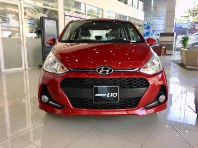 Hyundai Grand i10 cao nhưng vẫn mất ngôi đầu phân khúc.