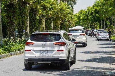 """Hyundai bị Toyota """"qua mặt"""" trong cuộc đua doanh số tháng 10/2020 a2"""